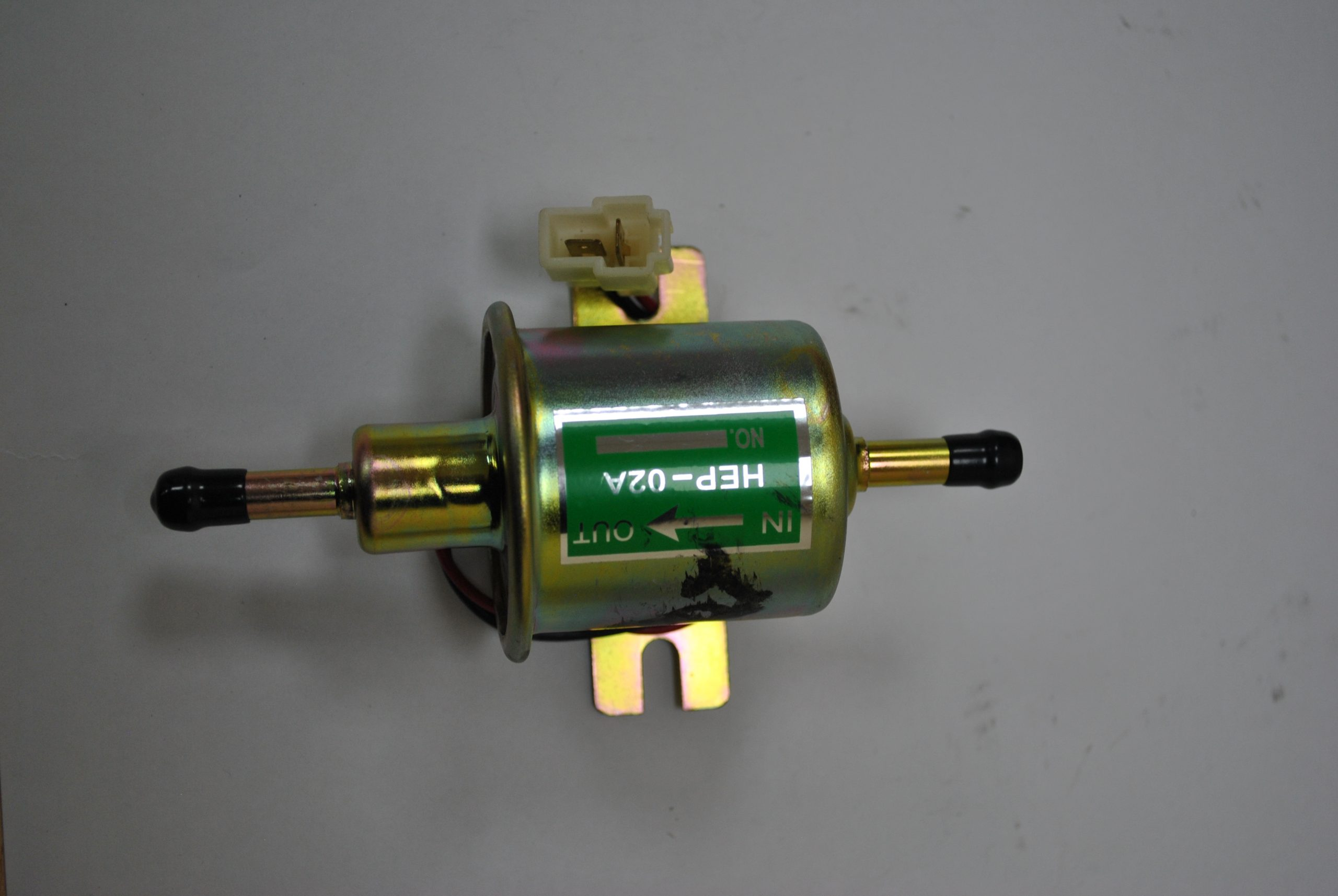 Kubota KX71-3 Alpha Fuel Pump